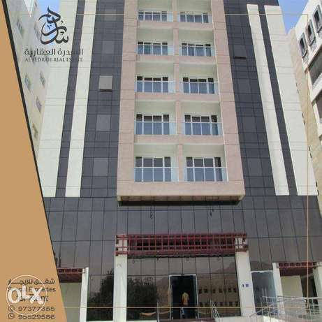 Spacious1 and 2 BHK flats for rent Al Khuwair free wifi