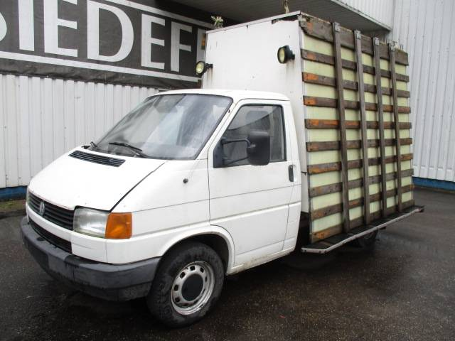 Volkswagen Transporter 2.4 D , GLAS TRANSPORTER - 1991