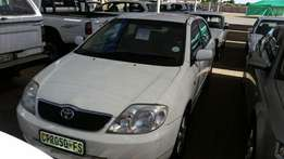 2002 Toyota Corolla 180 GSX priced to sell
