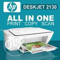hp printer 2130 all in one