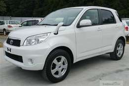 Toyota Rush,4wd,new import,not used locally,excellent condition