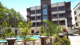 Executive 4 bedroom duplex apartment at serene secure area of Nyali