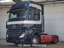 Mercedes Actros 1845 LS - To be Imported