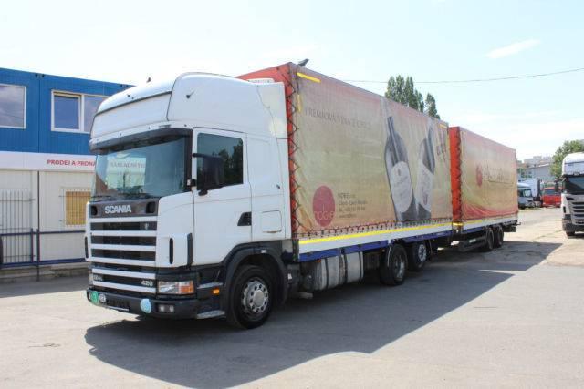 Scania R 124 LB LB - 2000