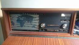 Philips antique stereo
