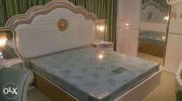 Executive royal bed with wardrope