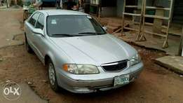 2002 Mazda 626 model, Automatic gear with injector matrix full AC