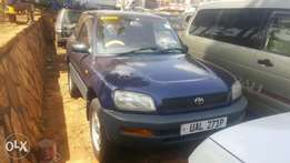 Rav4 short blue UAL on sale