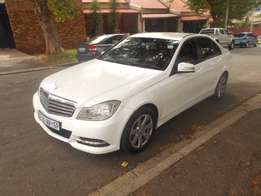 2013 Automatic Mercedes-Benz C200 for sale