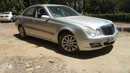 Mercedes Benz E200, Year 2004, silver, Engine 1800cc , automatic