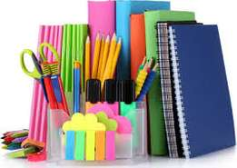 stationery and office comsumables