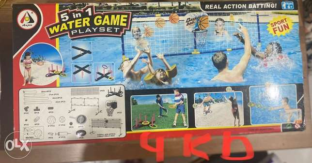games for pool, all ages