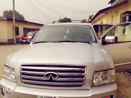 Nissan Infiniti QX56 SUV 2007 Model For Sell in Phc