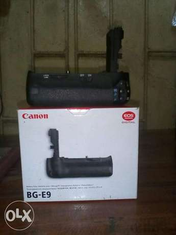 New battery grip for canon 60D camera. Alaba - image 2