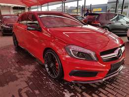Mercedes A45 4Matic AMG