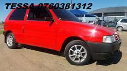 1994 Fiat Uno 1100 in great condition Must see Bargain buy R27900