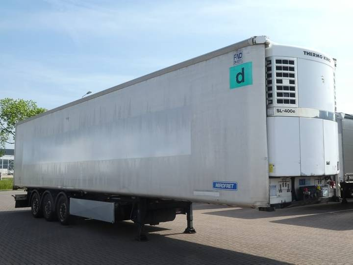 Mirofret 2000 WITH THERMO KIN thermo curtainsider - 2005