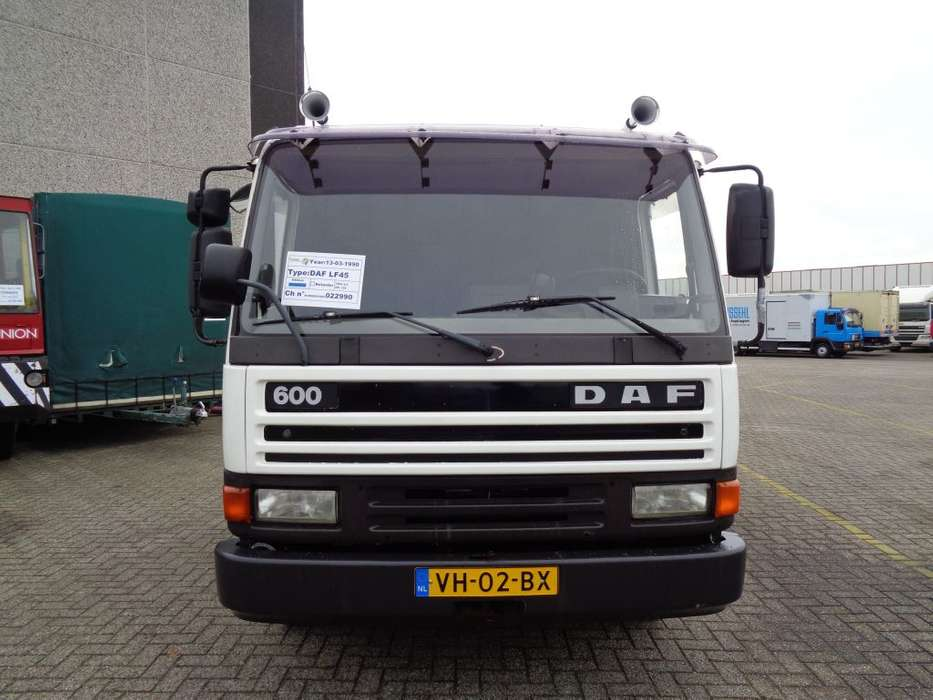 daf lf user manual
