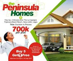 Invest in Peninsula land