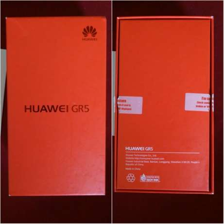 New Huawei GR5 sealed with one year warranty Nairobi CBD - image 1