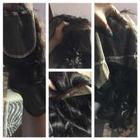 Lace frontals and closures available
