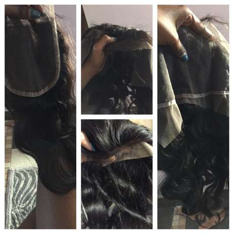 Lace frontals and closures available Nyali - image 1