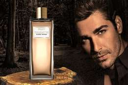 Dark wood. Perfume for men 75ml with a woody spicy scent.