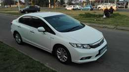 2014 Honda Civic 1.8 v-tec executive manual