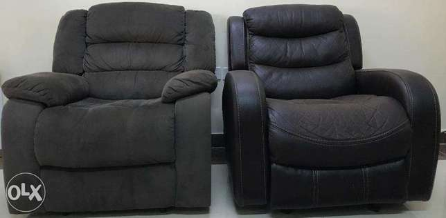 2 Comfy Chairs