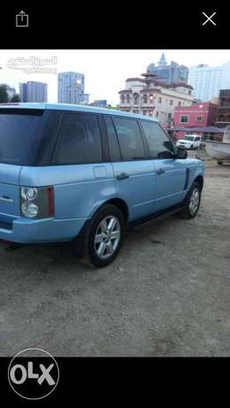 RANG Rover 2004 supercharged