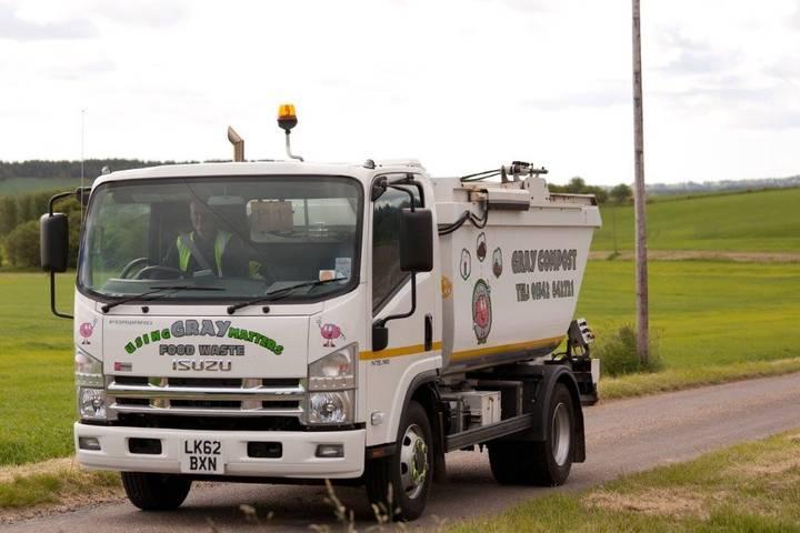Isuzu (rpm1237) N75.190 Refuse Truck - 2012