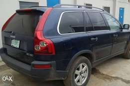 Registered Volvo XC90 2005model first paint
