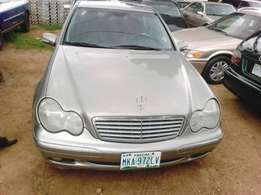 Very neat C240 automatic 2005 model at N1.65m