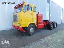 Volvo F88/fb88 6x2 Boogielift Trekker 1969 - To be Imported