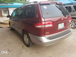 Very Clean Nig Used Toyota Sienna