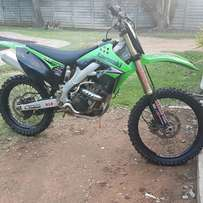KX250F for sale