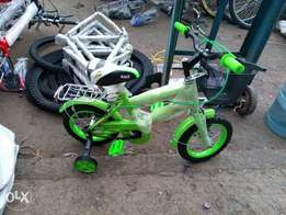 12inches bike for 2yrs - 4yrs kids
