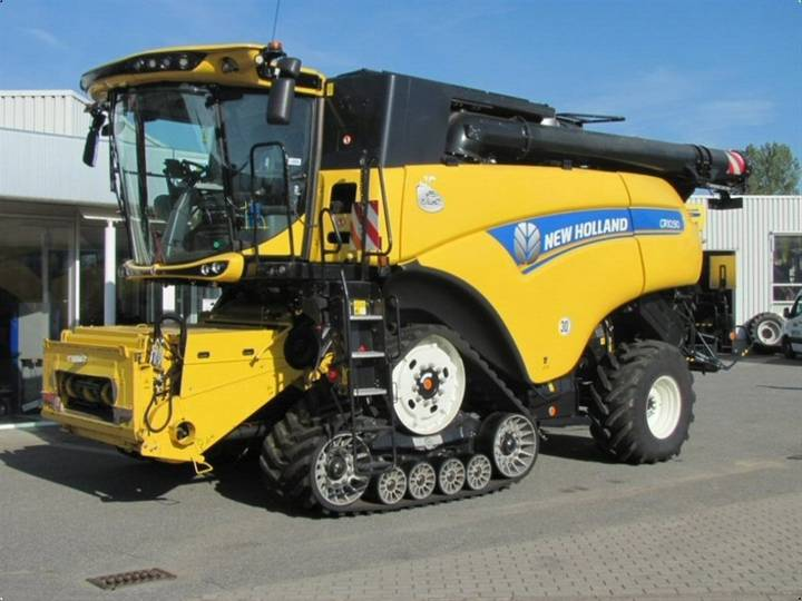 New Holland CR10.90 SMARTTRAX & 4WD - 2017