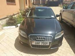 Audi A4 2005 model on sale at 27m.