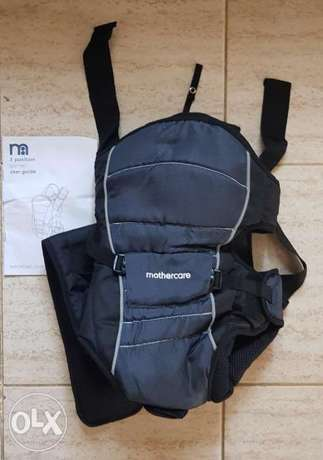 Baby carrier- Mothercare UK