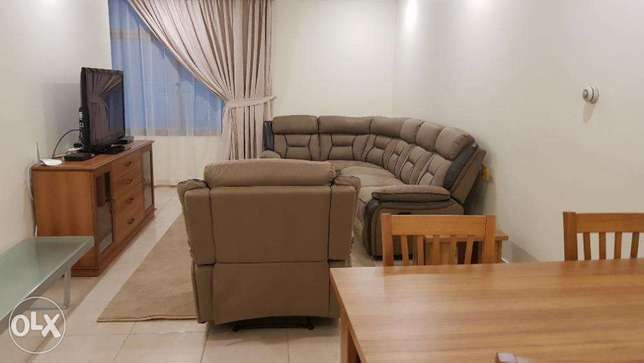 Furnished 2 BR in Salmiya