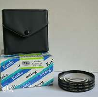 Kenko 67mm close up Filter Set(Brand New R650)
