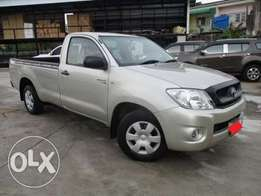 Toyota Hilux Single Cabin on Sale In Nairobi