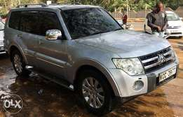 Mitsubishi Pajero Super Exceed. Leather Interior, Rockford System.
