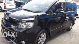 Toyota voxy with sunroof