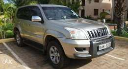 Toyota prado local assemble diesel manual