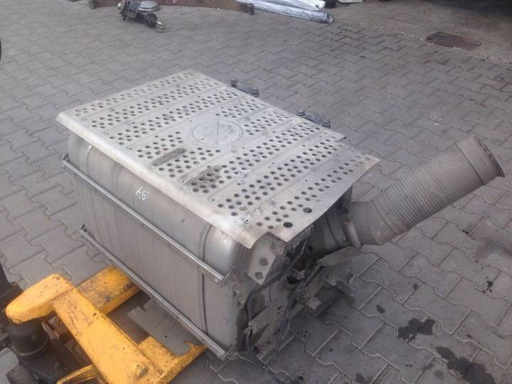 Mercedes-Benz muffler for  ACTROS MP4 truck - 2013