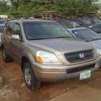 Nigerian Used Honda Pilot. 2005. Excellent Condition.