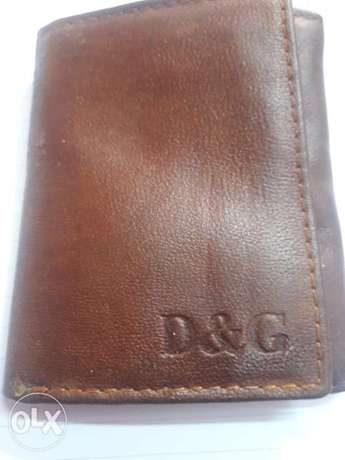 Wallet D&G Original genuine leather