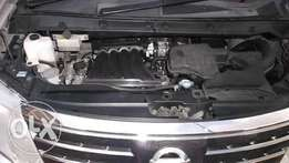 Nissan Serena Year 2010 Automatic